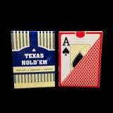 Tarjetas que juegan impermeables plásticas al por mayor de las tarjetas que juegan del casino