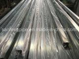 Tube de grand dos d'acier inoxydable de qualité, pipe carrée