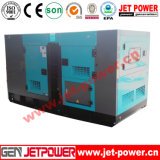электрический генератор 95kw молчком тепловозного генератора 95kw трехфазный