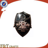 Pin barato feito sob encomenda do Lapel do emblema de escola da venda por atacado do emblema do metal da promoção