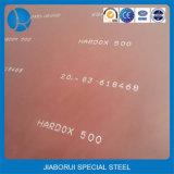 Alta calidad Desgastar-Que resiste precio bajo de la placa de acero Jfe500 550