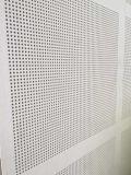 Akustisches Material perforiertes MgO-Panel für Innendekoration