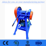 Machine de découpe pneumatique des déchets Multitype/utilisé le flanc du pneu DE LA FAUCHEUSE/FAUCHEUSE de pneus de rebut