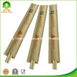 Устранимые Bamboo круглые палочка с бумажной втулкой