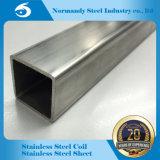 Hr/Cr 304 soldó el tubo/el tubo del cuadrado del acero inoxidable