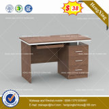أبيض لون [مدف] يرقّق خشبيّة حاسوب مكتب طاولة مكتب ([هإكس-8ن010])