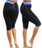 Кальсоны Капри неопрена Sauna потери веса женщин горячие Slimming вспотетые