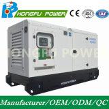 280kw de potencia de 350kVA insonorizado generador Cummins diesel eléctricos gobernador