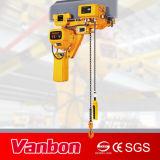 Vanbon 1.5ton 낮은 헤드룸 전기 체인 호이스트