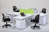 La estación de trabajo modulares de oficina de ventas superior en diseño de cruz (SZ-WST620)
