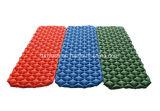 Couvre-tapis campant gonflable d'air de tissu de TPU de garnitures légères de sommeil