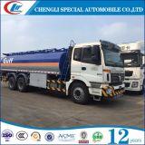 6X4 20cbmのオイルタンクのトラック