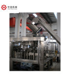 Non-Carbonated 음료를 위한 유리병 음료 또는 소다수 충전물 기계