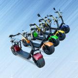 motorino elettrico di 1500W Harley con le sedi della sospensione 2 di 60V/30ah F/R