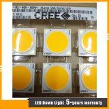 la MAZORCA LED del CREE 25W abajo se enciende con la garantía 5years