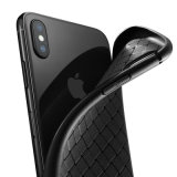 가장 새로운 간단한 길쌈 전화는 iPhone x를 위한 TPU 상자를 싼다