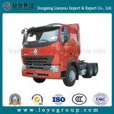 Camion d'entraîneur de Sinotruk HOWO A7 371HP 420HP 6X4