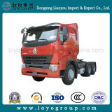 Sinotruk HOWO A7 371HP 420HP 6X4のトラクターのトラック