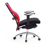 Con respaldo alto giratorio de respaldo ajustable malla Silla de oficina