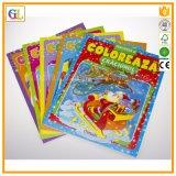 Libro di bambini Softcover su ordinazione di alta qualità Prinitng
