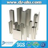 Profilo T5 dell'alluminio 6063 per il portello scorrevole della stoffa per tendine della finestra