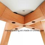 ブナの木足を搭載するプラスチックパッディング椅子