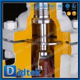 Valvola a saracinesca aumentante del gambo della flangia di Didtek Wcb per la raffineria
