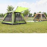 En 2018 un voyage de plein air de haute qualité de la famille tente de camping