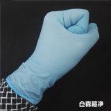 Устранимые перчатки нитрила Cleanroom для промышленного