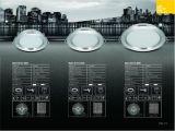 7W/9W 2835 Ультратонкие светильники акцентного освещения светодиодная лампа