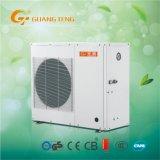床暖房および国内熱湯のための空気ソースヒートポンプの給湯装置