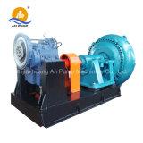 Pompe a motore diesel dell'estrazione della sabbia di industria ad alta pressione