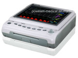 FM-10b/10b plus Farbbildschirm-Inner-fötalen Monitor mit Zwillingen