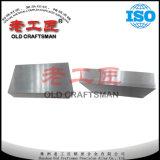 A liga de aço personalizada do carboneto cimentado do tungstênio morre a parte