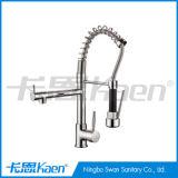 Tirez vers le bas du robinet de cuisine de printemps avec le pulvérisateur SW-3702