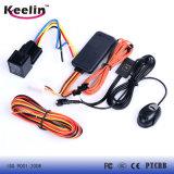 車GPSの追跡者、リアルタイムの追跡および遠隔に制御(TK116)