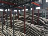 De Ringvormige Flexibele Ingewikkelde Slang van het roestvrij staal