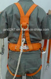 Courroies de corps de sûreté de protection d'automne de la ceinture de sécurité Np747 de lieu de travail