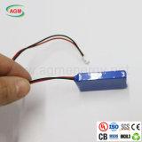 Paquete de la batería de litio de Pl653040 3.7V 750mAh para la batería de la alarma de seguridad