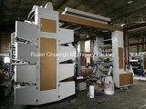 고품질 8 색깔 Flexo 고속 인쇄 기계