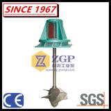 Edelstahl-vertikale chemische Wasser-Strömung-Krümmer-Propeller-Pumpe