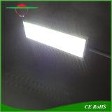 48LEDs 알루미늄 합금 옥외 태양 강화된 가로등 정원 램프