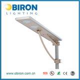 luz de calle solar de Aio del sensor de movimiento 40W