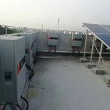 Inverseurs solaires du réseau 380V triphasé de SAJ 50KW 3MPPT IP65 avec le commutateur de C.C