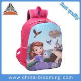 Шарж симпатичного плеча Backpack девушок малый ягнится мешок школы