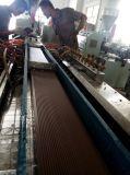 Macchina di plastica di legno di profilo del composto WPC