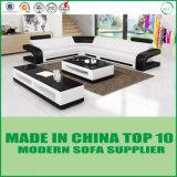 Modernes Büro-Möbel-ledernes geschnittensofa