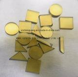 Плита диаманта одиночного кристалла круглой формы для плашек чертежа провода