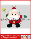 Badine le jouet du Père noël bourré pour la promotion de Noël