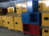 Industria ed uso del laboratorio 45 galloni o acido 170L e memoria corrosiva Cabinet-Psen-R45